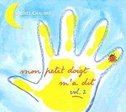 CD : mon p'tit doigt m'a dit - enfance et musique